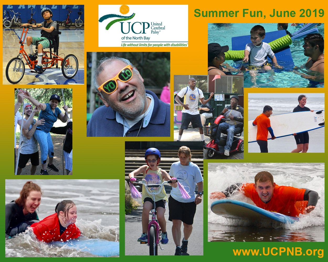 Summer Fun with UCPNB